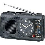 CITIZENその他 メロディボックス ワンダーボーイエスコート ラジオ付目覚し時計 BC001-A02の画像