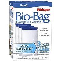 Tetra 26170 Whisper Bio-Bag Cartridge, Large, by Tetra