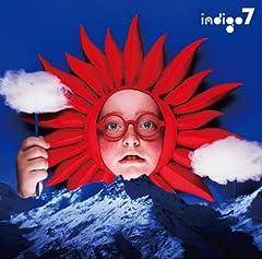 indigo7「沈まない太陽」のジャケット画像