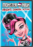 Monster High: Frights Camera Action / [DVD] [Import]