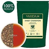 マサラチャイ SWEET CINNAMON 紅茶 Vahdam teas ワダムティー 茶葉 インド 100g