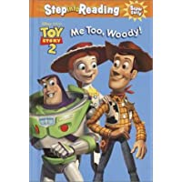Me Too, Woody! (Step into Reading)