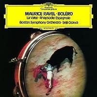 ラヴェル:ボレロ、スペイン狂詩曲、ラ・ヴァルス(紙ジャケット仕様)