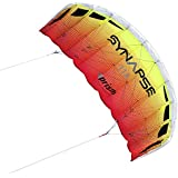 Prism Synapse Dual-line Parafoil Kite, Unisex Youth, Prism Kites SYN170 Synapse 170, Mango, SYN170, Mango, 170