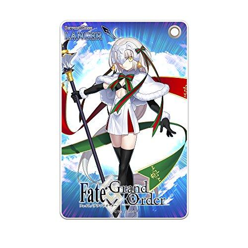 Fate/Grand Order ジャンヌ・ダルク・オルタ・サンタ・リリィ スリムソフトパスケース 第4弾
