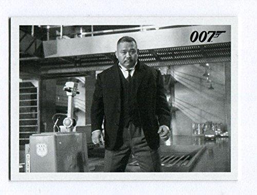 """[007カード] """"007/ゴールドフィンガー"""" 2013 Rittenhouse Goldfinger #96 ハロルド坂田"""