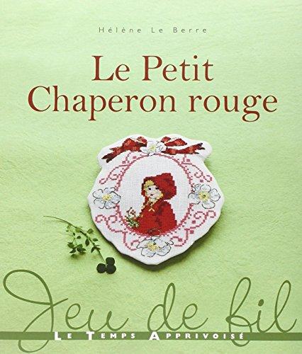 LTA 「Le Petit Chaperon rouge」 クロスステッチ図案・作品集-フランス語