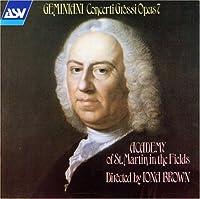 Geminiani;Concerti Grossi