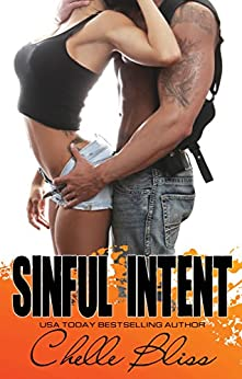 Sinful Intent (ALFA PI Book 1) by [Bliss, Chelle]