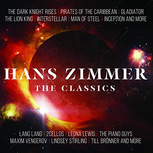 ★[Clip]えっ! この曲もそうだったの!?・・・( ゚Д゚)ハンス・ジマー映画音楽77本から13本