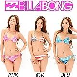 2014BILLABONG【ビラボン】レディース水着【AE013-822】ショーツ・Tシャツ付き3点セット(BLU,L)