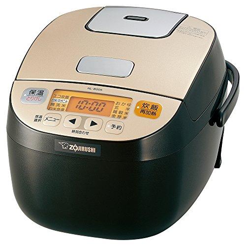 象印 炊飯器 マイコン式 3合ブロンズブラック NL-BS05-XB