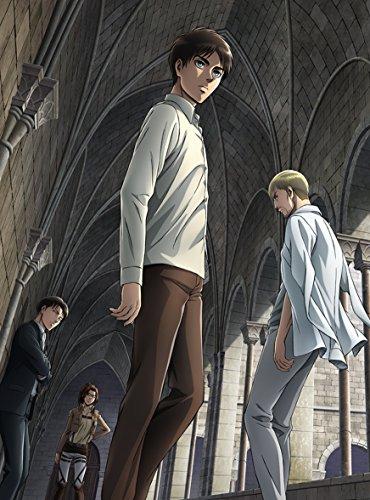 TVアニメ「進撃の巨人」Season2 Vol.2[DVD]
