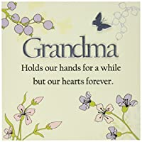 Angelstar 13390 Grandma Plaque, 8-Inch by Angel Star [並行輸入品]