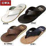 EDWIN EDWIN(エドウイン) サンダルシューズ EW8020 【メンズ】 ダイマツ 208:D/ブラウン LL