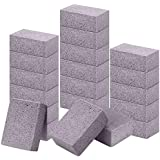 TOOGOO 20 Pack Grill Stone Cleaning Block Ecological Pumice Stones Odorless Grilling Cleaning Brick De-Scaling BBQ Block for Removing Rust and Grease