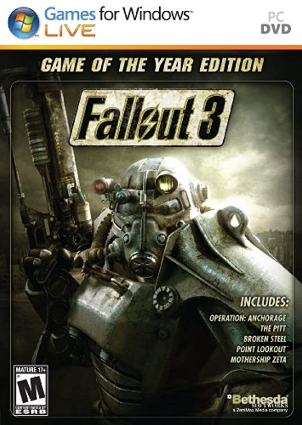 ぞっとするような貫通したいFallout 3: Game of The Year Edition (輸入版)