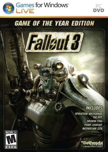 Fallout 3: Game of The Year Edition (輸入版)