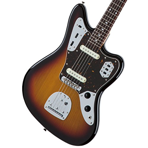 Fender / Made in Japan Traditional 60s Jaguar Rosewood Fingerboard 3-Color Sunburst