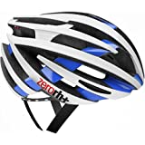 rh+(アールエイチプラス) Helmet Bike ZY EHX6055 14 L/XL Shiny White-Shiny Blue L/XL