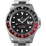 ロレックス GMTマスターII 赤黒ベゼル D番 16710 レクタングルダイアル[中古]メンズ [並行輸入品]
