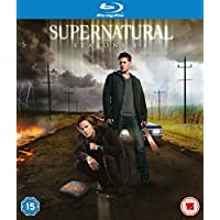 Supernatural: Season 1-8 [Blu-ray] [Import]