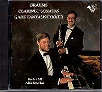 Brahms/Gade:Works for Clarinet