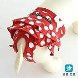 ペットパラダイス ディズニー ミニーマウス ドット柄 サニタリーパンツ 【3S】 718-94156