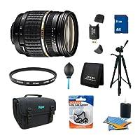"Tamron 17–50mm f / 2.8XR di-ii LD [ If ] SP AFズームレンズfor Nikon d40(組み込みモーター) Includes Bonus XIT 60""フルサイズ写真/ビデオ三脚and More"