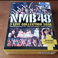NMB48/3 LIVE COLLECTION 2018〈4枚組〉