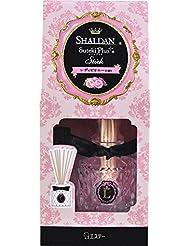 シャルダン SHALDAN ステキプラス スティック 消臭芳香剤 部屋用 本体 レディピオニーの香り 45ml