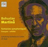 Martinu: Orchestral Works by Jiri Kout