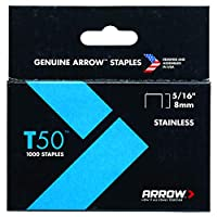 "Arrow Fastener505SS1Stainless Steel Staple-5/16"" SS STAPLE (並行輸入品)"