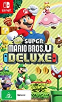 New Super Mario Bros U Deluxe - Nintendo Switch