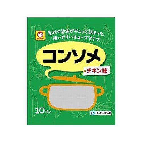 マルちゃん コンソメ 10個入 チキン味×15個