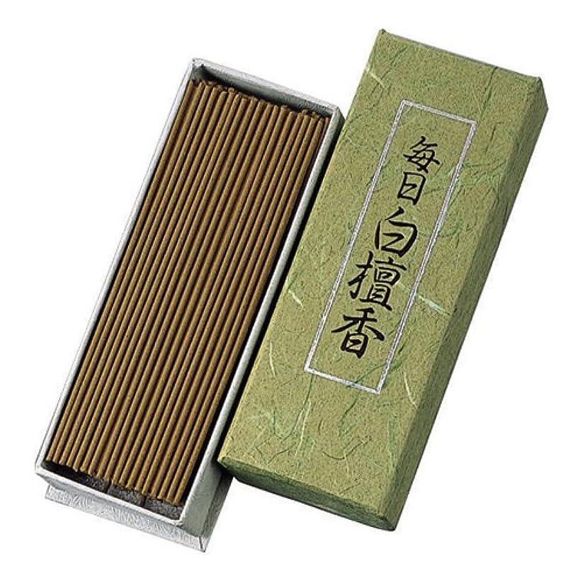凍結に渡って入学するNippon Kodo – Mainichi Byakudan – Sandalwood Incense 150 sticks