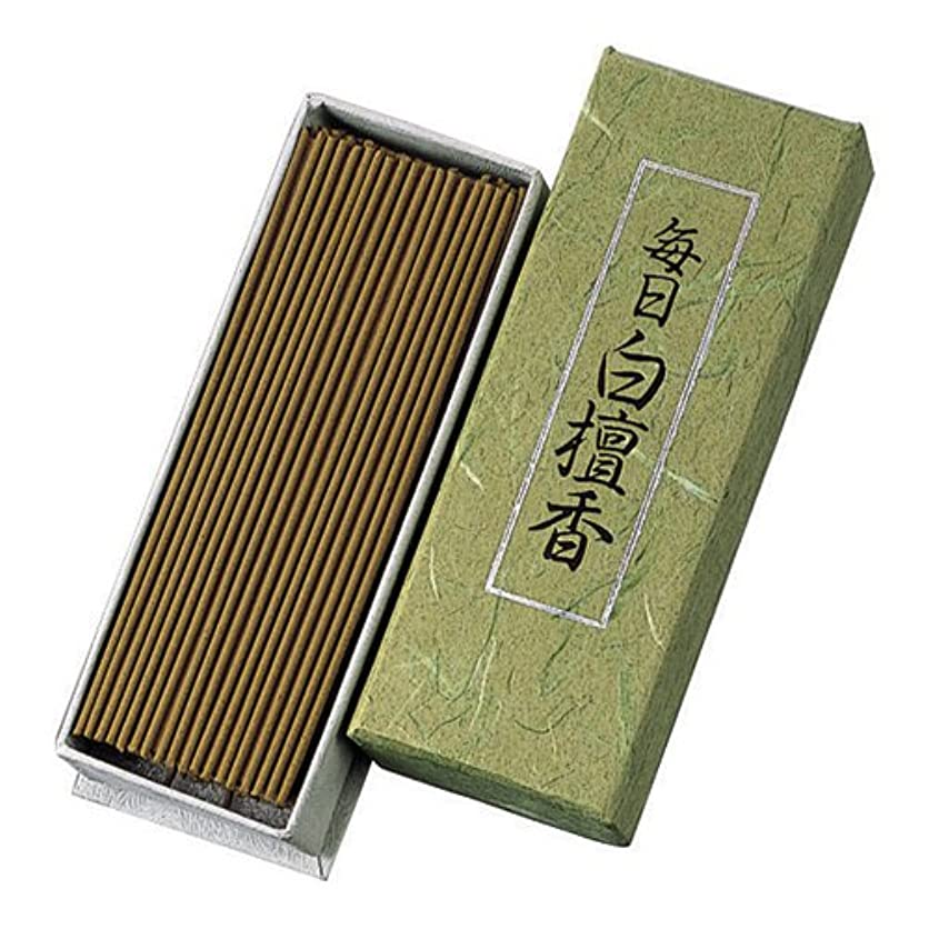 Nippon Kodo – Mainichi Byakudan – Sandalwood Incense 150 sticks