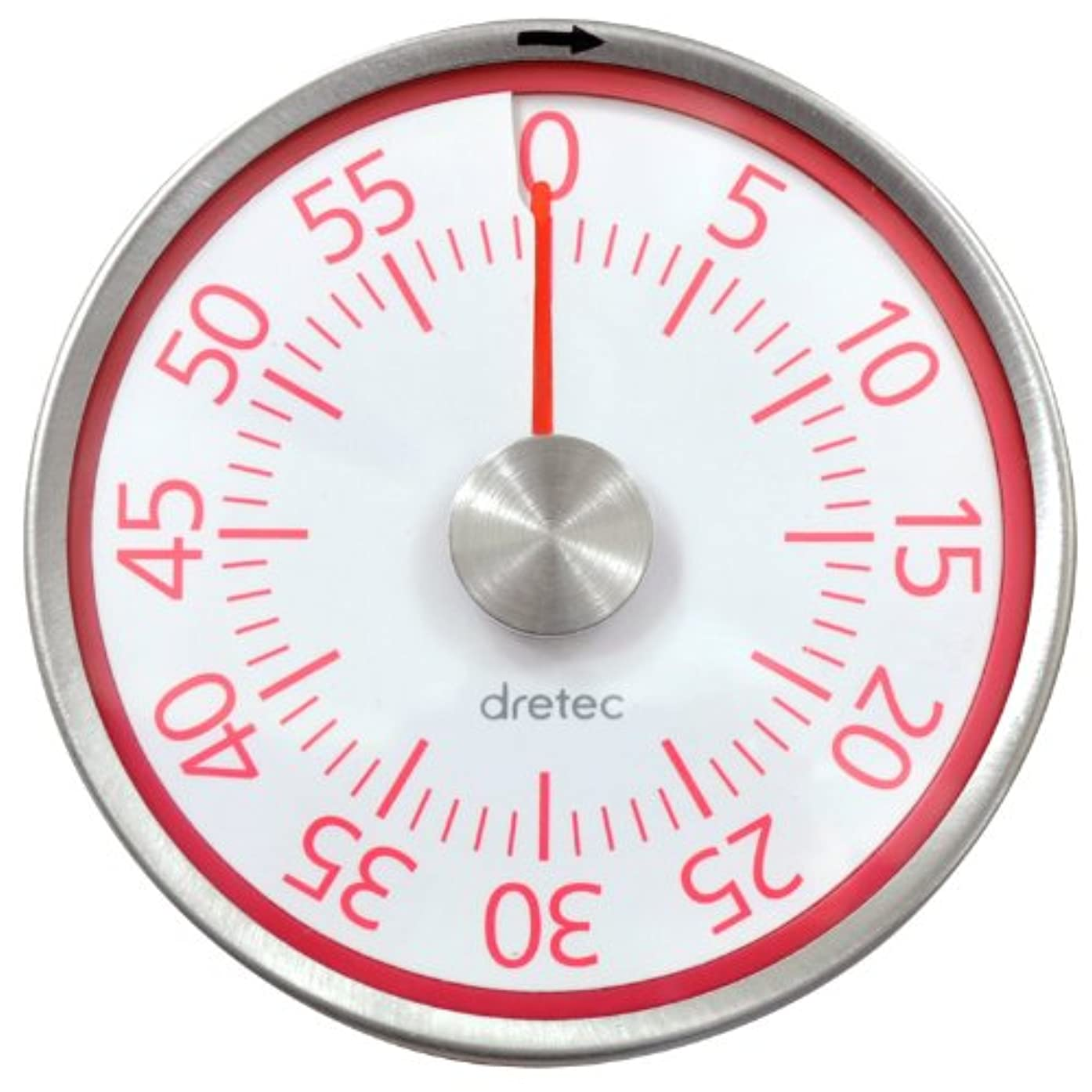 地中海肉の増強するDRETEC〔ドリテック〕ダイヤルタイマー T-315 ピンク