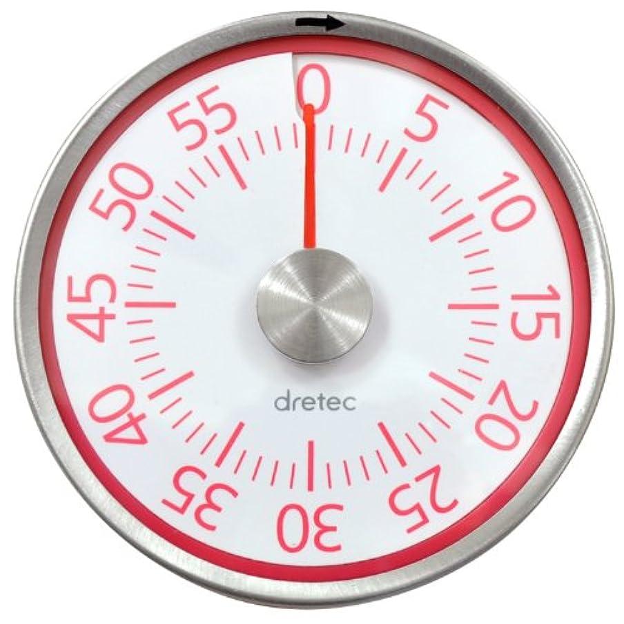 アトミックシットコム宙返りDRETEC〔ドリテック〕ダイヤルタイマー T-315 ピンク