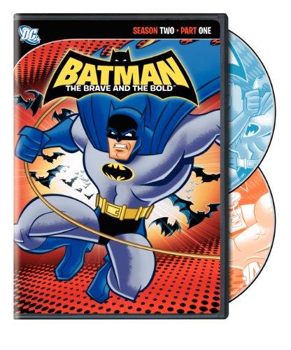 Batman: Brave & The Bold - Season Two Part One [DVD] [Import]