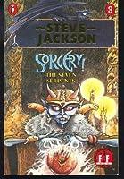 Sorcerer 03 Seven Serpents (Puffin Adventure Gamebooks)