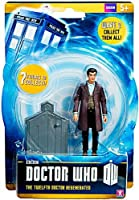 Doctor Who Wave 2 - The Twelfth Doctor Regenerated - 3.75 Figure - Ages 5+ [並行輸入品]