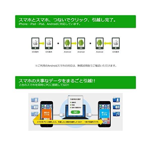 スマホWOW!!! データ引越 for iPh...の紹介画像2