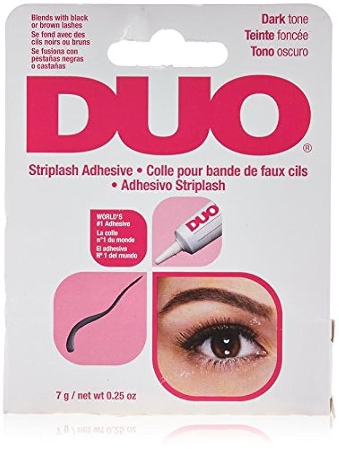 食品よく話される恐怖症DUO Eyelash Adhesive - Dark Tone (並行輸入品)