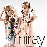 BOX SEAT feat. KM-MARKIT♪mirayのCDジャケット