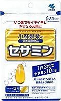 小林製薬の栄養補助食品 セサミン 約30日分 90粒×6個