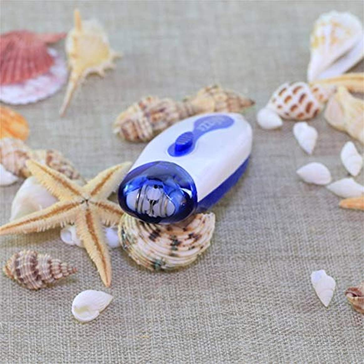 消毒するストライプ借りているWizzit Electric Epilator Hair Shaving Device Tweezers Hair Removal Epilator Remover Depilating Machine Tool