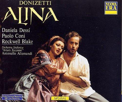 Donizetti;Alina