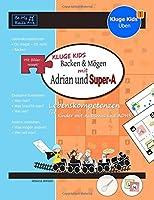 Kluge Kids Backen & Moegen Mit Adrian Und Super-A: Lebenskompetenzen Fuer Kinder Mit Autismus Und Adhs