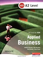 A2 GCE in Applied Business for OCR